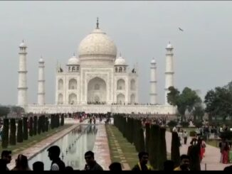 Before the new year, Agra DM gave the gift to the tourism businessmen, the number of tickets increased