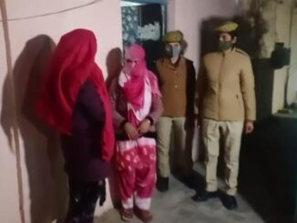 Sex racket was going on in the house, 5 arrested including 2 girls, the remaining absconding