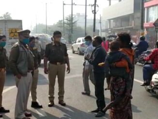 Campaign launched against children begging at the main intersections of the city