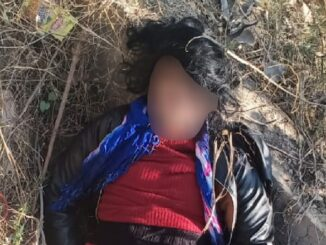 Dead body of woman found in drain, fear of murder, police engaged in investigation