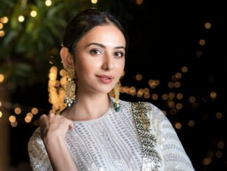Bollywood actress Rakul Preet gets infected by Corona, fans pray for recovery