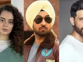 Kangana Ranaut and Diljit have forgotten the dignity of language while fighting on Twitter, Hrithik Roshan mocked