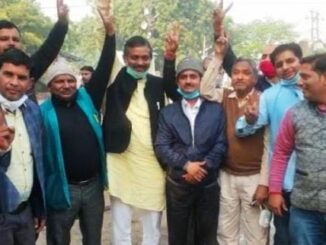 Teachers' seat wins independent candidate, bachelor's seat also disappoints BJP