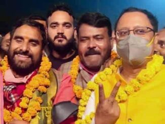 Dr. Manvendra Pratap Singh emerged victorious in the graduation election, defeating the SP candidate by so many votes