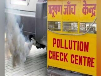 Vehicles will now have to pay double the price for pollution checks in Uttar Pradesh