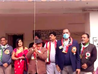 Indian Club celebrated Republic Day with gaiety, children presented cultural program