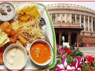 In the canteen of Parliament, the subsidy given to the honorable ends, it will save so many crores annually.