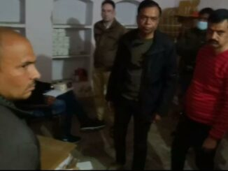 Raids in another warehouse in Balkeshwar, millions of medicines recovered