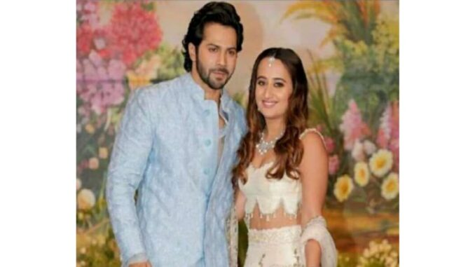 Preparations for Varun Dhawan's wedding started, may be married this month