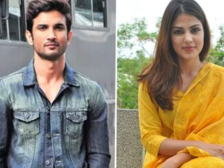 The video of Riya Chakraborty, her girlfriend before the birthday of Sushant Singh Rajput, came out