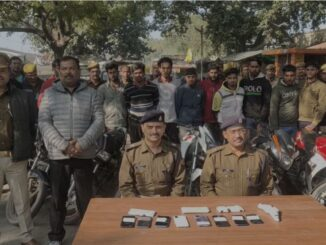 OPERATION CLEAN: Police encounter with scorpion gang, 9 crooks arrested