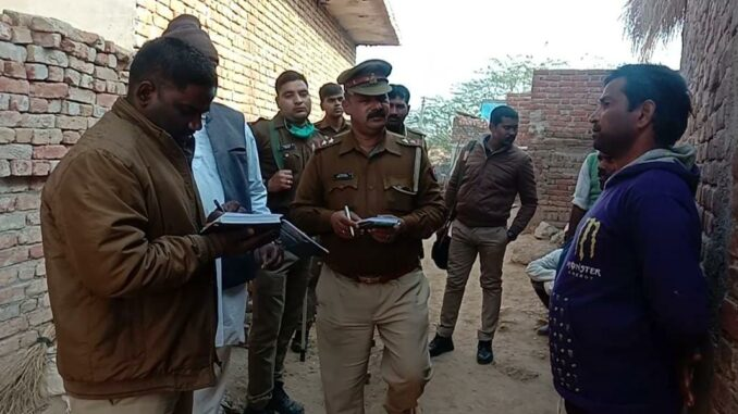 Bullies openly shoot father and son to death, village becomes cantonment