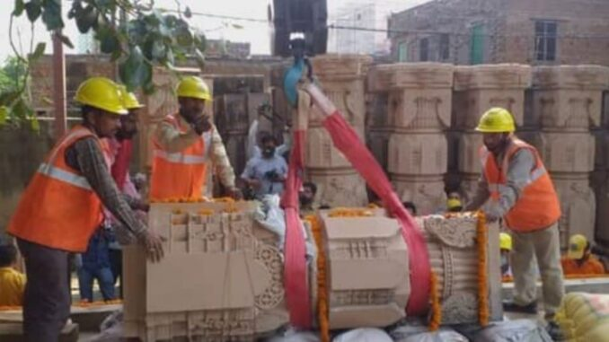 Questions are being raised about construction delays in Ram temple, why know