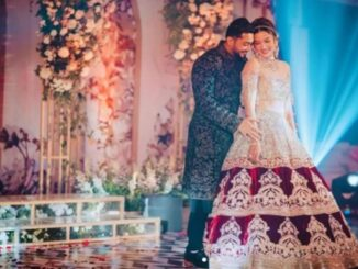 Gauhar Khan's wedding is over a month, Unseen pictures shared with husband Zaid on Instagram