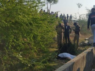 Police found investigation after finding a dead body of a woman on the banks of Yamuna Expressway