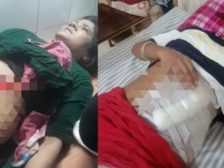 Bullies attacked family with sharp weapons, accusations against Shahganj police, video viral