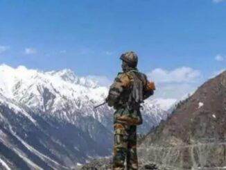 Peace still prevails on Ladakh border, Indian army is still keeping an eye on dragon's move