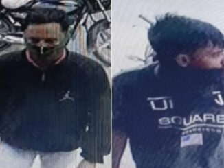 CCTV video of Canara Bank robbery surfaced, eyewitness told how the robbery took place