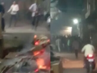 Stone pelting after Holika Dahan, action will be taken on the basis of viral video