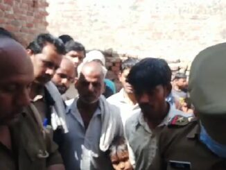 Kaliyugi sons strangled father for the sake of land, one son reached the police station and another escaped