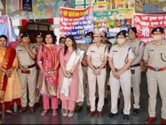 RPF police station in-charge made for one day as female inspector Archana