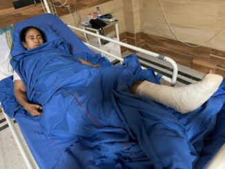 Photos of Mamata Banerjee hospitalized came out, BJP told the drama