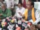 Deputy CM Dinesh Sharma arrives in Agra, quips on SP-RLD alliance, know what
