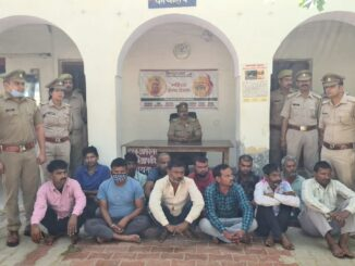 'Operation Clean' resumed in Agra, 75 warrantees arrested