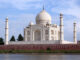 There was an uproar over the news of a bomb being placed in the Taj Mahal, the caller was arrested.