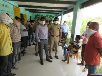 DM and SSP prepare a framework for conducting fair and peaceful panchayat elections