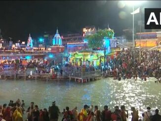Ban on entry of common devotees for second Shahi Snan, IG said social distancing in Kumbh is very difficult to follow