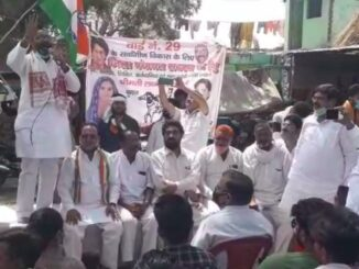 Congress state president Ajay Kumar came to Agra, reprimanded by high officials, visible displeasure with the system