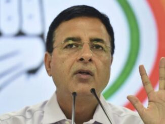 Senior Congress leader Randeep Singh Surjewala Corona positive