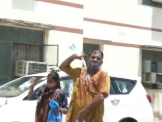 Youth outside the SSP office tried to commit suicide