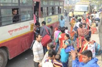 Roadways buses going from Lucknow Expressway will now run from Idgah Bus Stand