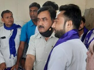 Youth leader Nadeem Noor took revenge once again, now he joins the party