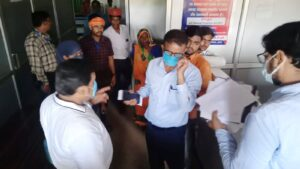 Health department took swift action in Agra, two clinics sealed one hospital, notice given to many