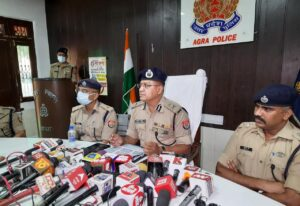 Drive carefully in Agra from tomorrow, IG Agra took charge, these 10 intersections will be free from jam