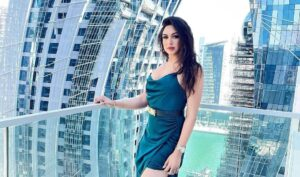 This model took away the drug hidden in the sanitary pad on the cruise, was arrested along with Shahrukh Khan's son Aryan